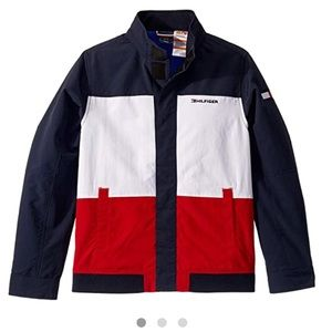 NWT: Tommy Hilfiger Colorblock Yachting Jacket